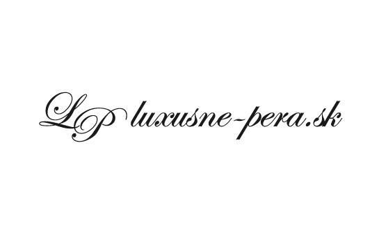 Luxusne-pera.sk - zľava 2 %, platí na všetko