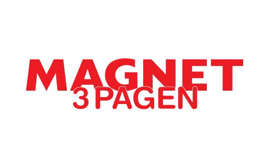 Magnet-3pagen.sk - zľava 5,99 € pri nákupe nad 29 €